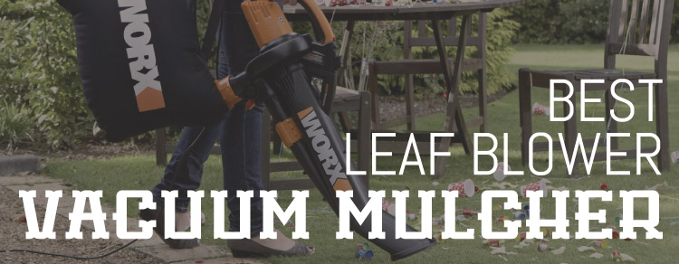 Best Leaf Blower Vacuum Mulcher