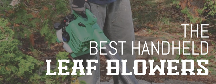 Best Handheld Leaf Blowers