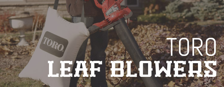 Toro Leaf Blowers